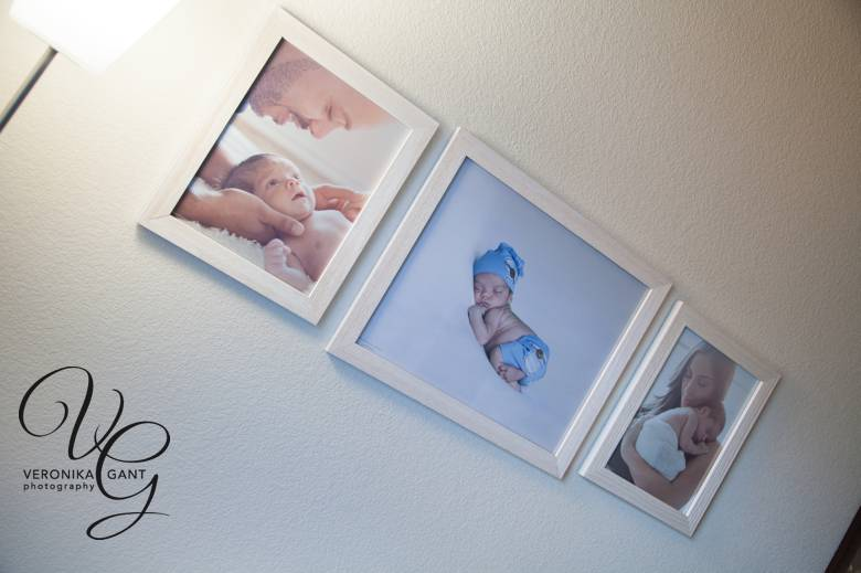 San Antonio Newborn Photography Wall Art