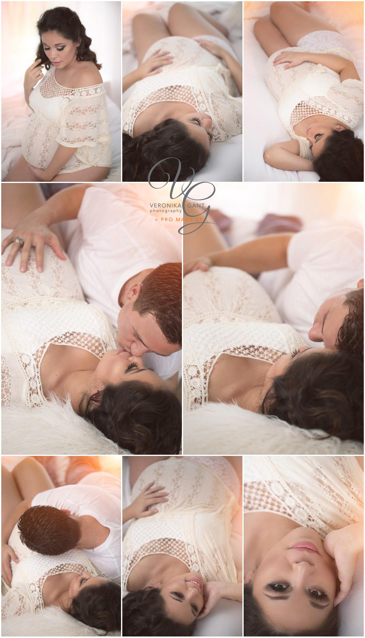 Veronika Gant Photography Maternity Photoshoot of Jennifer P.