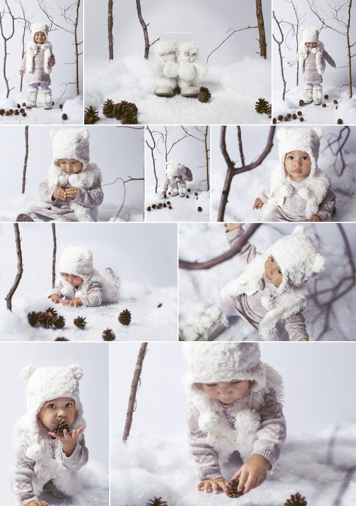Ellynka Winter wonderland