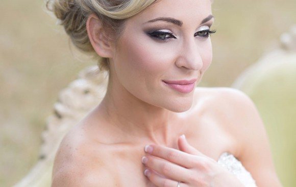 Make up and Hair Portfolio of real Brides