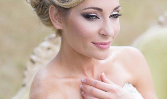 Make up and Hair Portfolio of real Brides